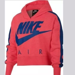 Nike Girls Top with Sticker